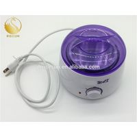 Mini Professional Salon Depilatory hair removal pot paraffin wax warmer heater
