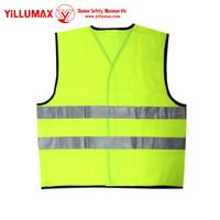 Fluorescent Green Reflective Vest YM11V02 thumbnail image