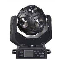 12x12W RGBW 4in1 moving head wash disco led magic ball light with price