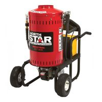 NorthStar Electric Wet Steam & Hot Water Pressure Washer Add on Unit 4000 PSI, 4 GPM 120 Volt