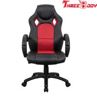 New High Back Racing Car Style Bucket Seat Office Desk Chair Gaming Chair