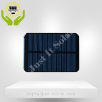 5V 100mA 0.5W Epoxy Resin Small Solar Panel