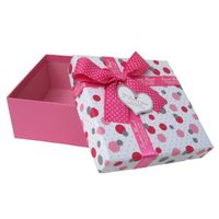 Custom made paper Christmas gift packaging box