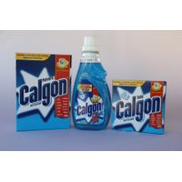 Calgon 2 in 1 Water Softener Powder 500g, washing powder,