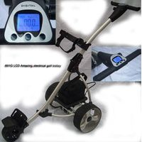 601G LCD Amazing elctrical golf buggy thumbnail image