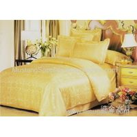 2018 New Genuine 100% Silk Bedding sets-Gold Years thumbnail image