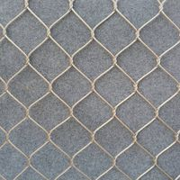 X-Tend Stainless Steel Cable rope mesh for zoo enclosure thumbnail image
