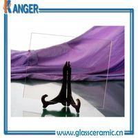 kanger high temperature ceramic silk printed glass ceramic