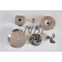 tainless Steel Investment Casting CNC machined Pa