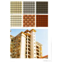 Ceramic Mosaic tile for 1 pack DP2521 45mmx45mm