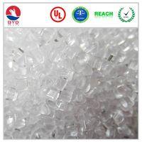 Transparent polycarbonate pellets flame retarded PC granules plastic raw materials prices