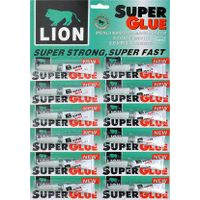 Lion high quality super glue