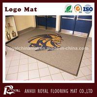 Custom Printed Logo Door Mat