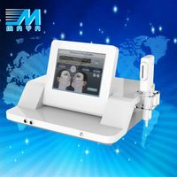 hifu high intensity focused ulthera machine with 14 inch touch screen