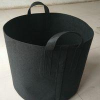 10 Gallon Plant Grow Bags Fabric Pots with Handles,polyester felt garden bags