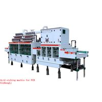 Chemical Automatic Acid PCB Etching Machine with High Speed and High Precision