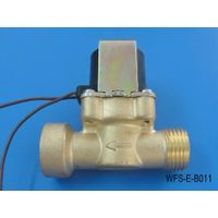 High temperature copper solenoid valve WFS-E-B011 (inner side, side wire)