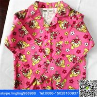 cotton flannel fabric for kids pajamas thumbnail image