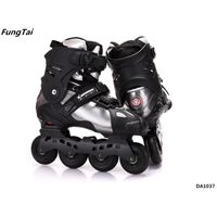 2018 new style roller skates free-line skating shoes inline patins (DA1037)