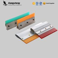 China Hebei Xiangsheng aluminum handle squeegee for screen printing