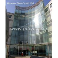Aluminum glass curtain wall thumbnail image