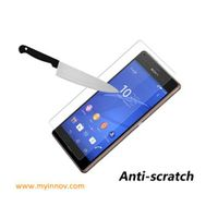 Tempered glass screen protector for Sony Z3