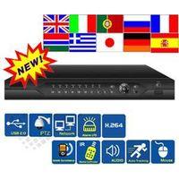 H.264 standalone DVR ES5016 CCTV /network dvrs/digital viedo recorder