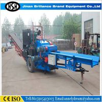Supply the various type of CE approved wood chipping machine, wood chipper shredder, wood chipper