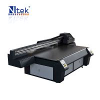 Ntek YC2513GS Seiko 1024GS Digital UV Flatbed Ceramic Tile Printer / Printing Machine