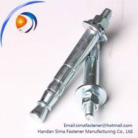 Mechanical bolt/eye bolt anchors