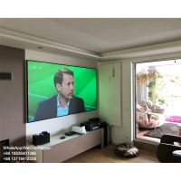 XY Screen 100 inch, 120inch PET Crystal UST ALR Projector Screen for xiaomi laser projector thumbnail image