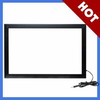 """17"""" Anti-Sunlight IR simulating 2 points touch screen thumbnail image"""