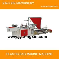 Automatic Glue Welding Edge Pairs of Folding Machine