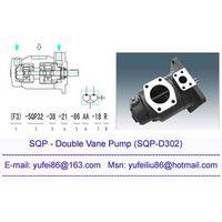 SQP Vane Pump (SQP series double pump - SQP-D302)
