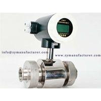 Electromagnetic turbine flowmeter_ultrasonic water meter_pressure sensor_gas flowmeter thumbnail image