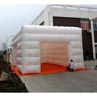 Lanqu inflatable cube tent