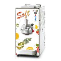 Soft Ice Cream Machine 480 cones / hour