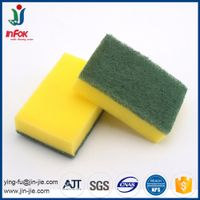 Kitchen Cleaning Nylon Sponge Scrubber