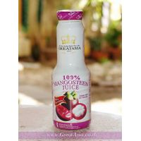 Mangosteen juice From Thailand