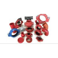 FM/UL/UCL/CE/ISO9001 DUCTILE CAST IRON FITTING thumbnail image