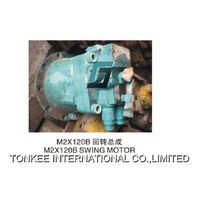 M2X120B swing motor, M2X120B swing device