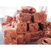 Copper Scrap/ Copper Mill Berry/ Copper Wire Scrap (Mill Berry) thumbnail image