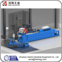 Induction Pipe Bending Machine with CNC Control System thumbnail image