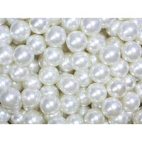 Glossy glass pearl bead thumbnail image