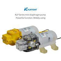 Kamoer KLP40 Single head dc diaphragm pump 4000ml/min for washing machine garden Sprinkler irrigatio thumbnail image
