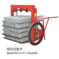 hand hydraulic truck