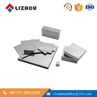 Factory YG8 YG15 Tungsten Carbide Draw Wear Plate for Tool Parts