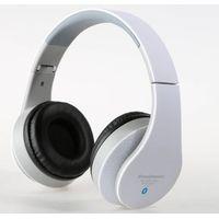 over ear headset bluetooth headphone