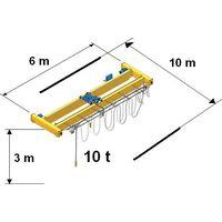 Electric Hoist Bridge Cranes thumbnail image