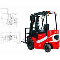 Battery Forklift FE4F20/25